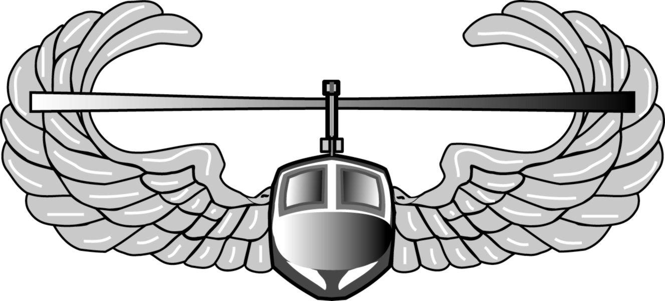 Air Assault Badge Drawing us Army Air Assault Clipart