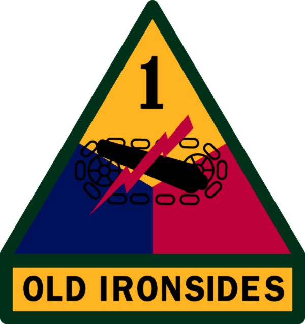 Army Clip Art - ...1st Cavalry Patch For Ar15