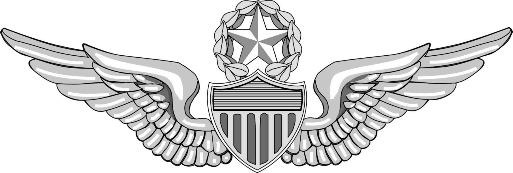 U.S. Army Clip Art - Qualification Badges